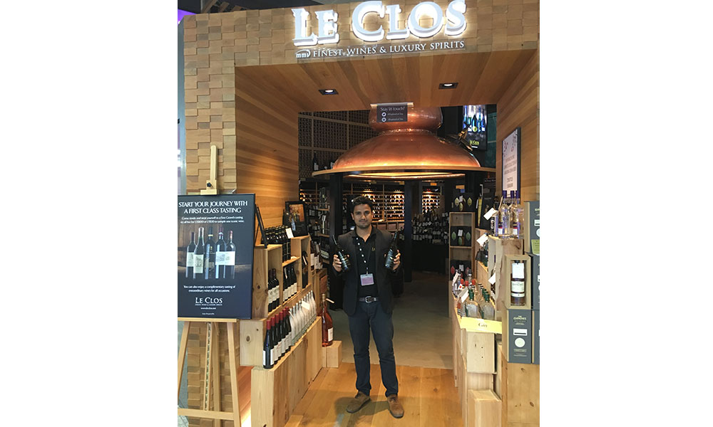 Eagle's Nest and Ghost Corner Wines launched in Le Clos shops, Dubai