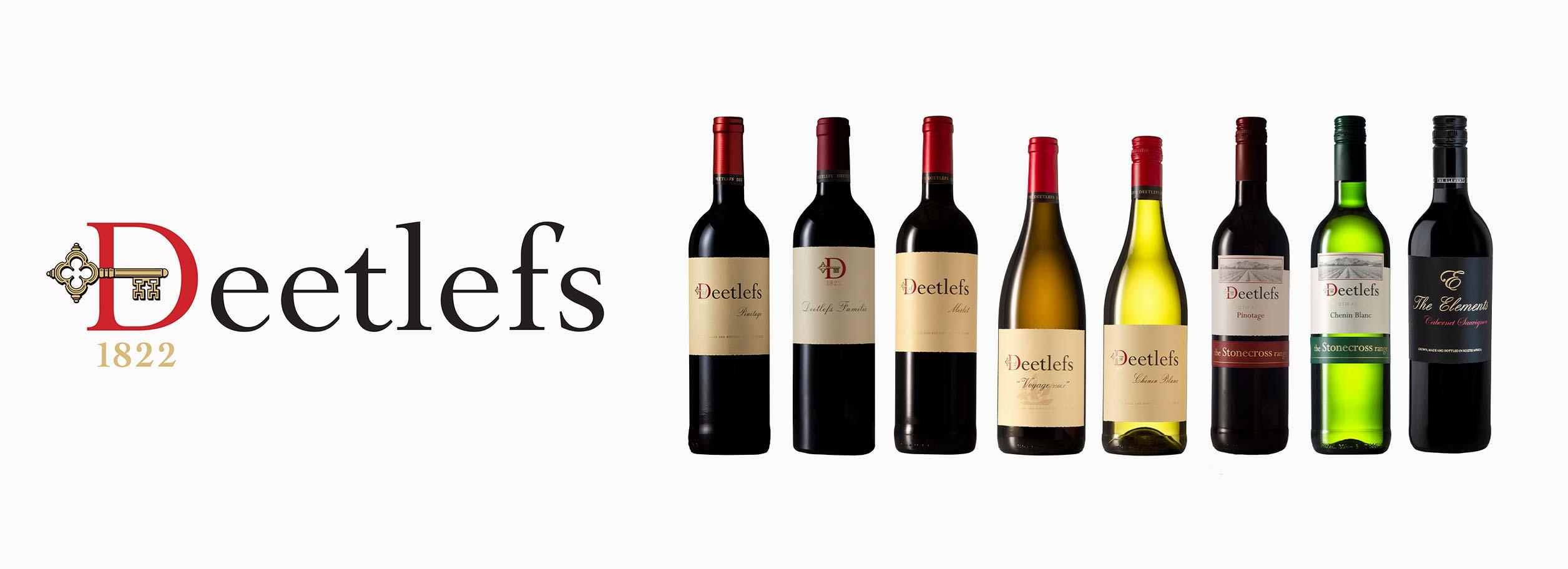 Deetlefs Wine